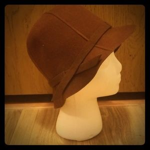 Vintage 1970s Hippie Boho Hat